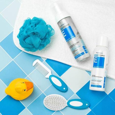 Emotopic balsam i szampon