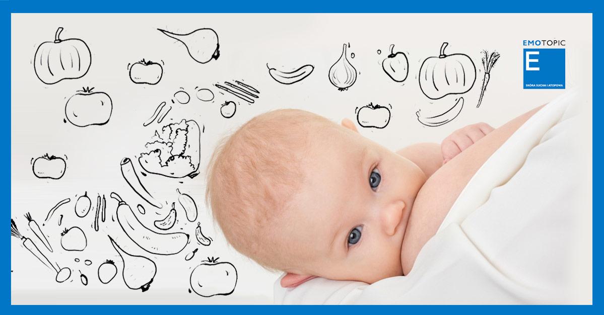 Zdrowa dieta mamy to zdrowe dziecko