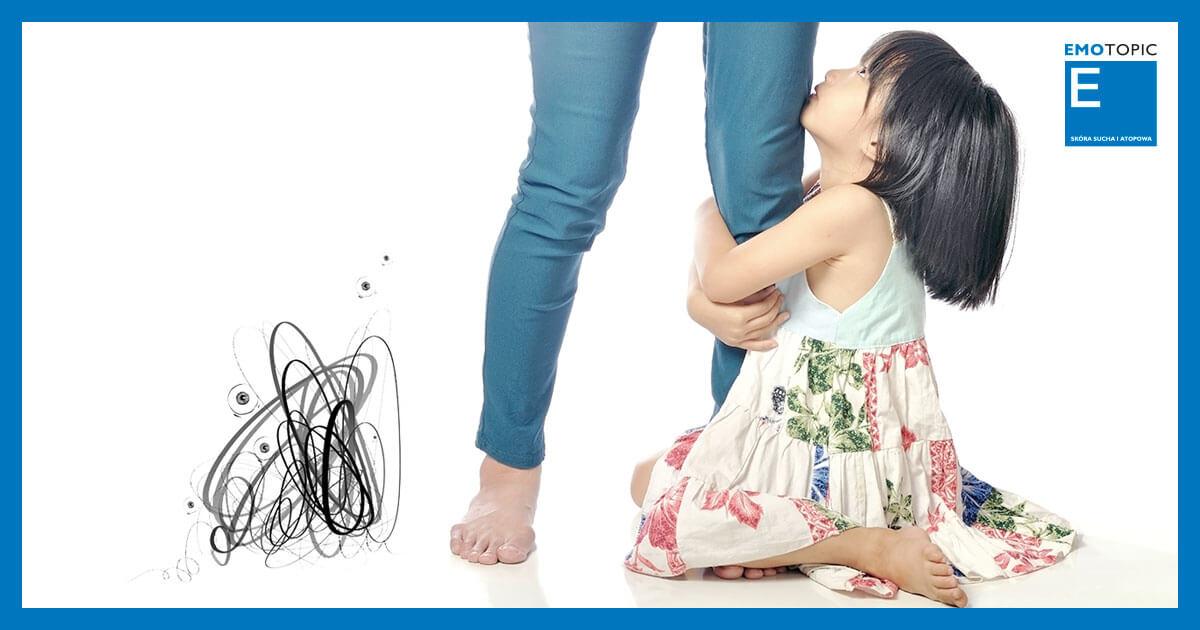 Lęk przed rozstaniem i lęk separacyjny u dziecka