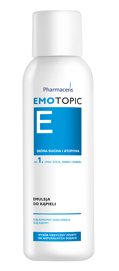Emotopic - emulsja do kąpieli