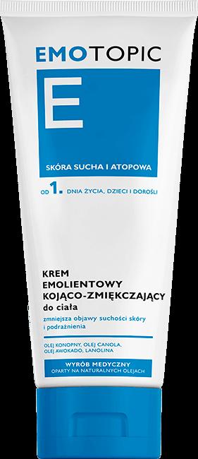 Emotopic - emolientowy krem barierowy do twarzy i ciała