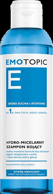 Emotopic - szampon nawilżający w piance