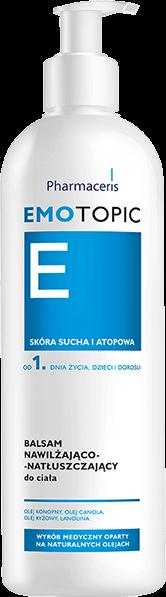 Emotopic - balsam nawilżająco-natłuszczający do ciała