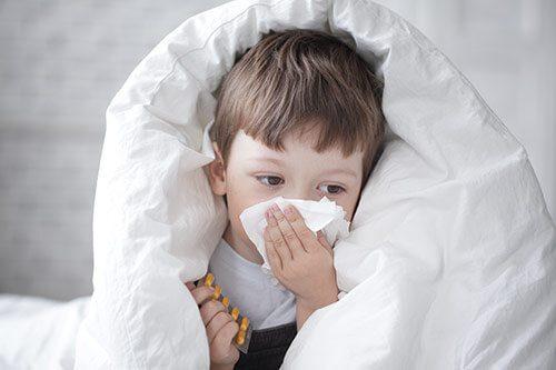 Uciążliwe objawy przeziębienia