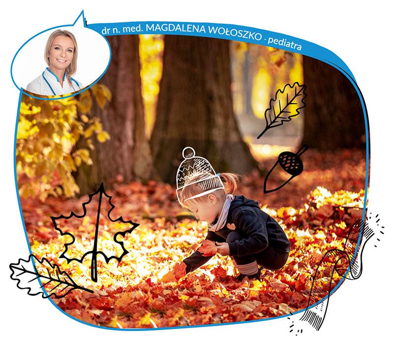 Gdy na dworze robi się chłodno, czyli jak dbać o ubiór dziecka jesienią i zimą