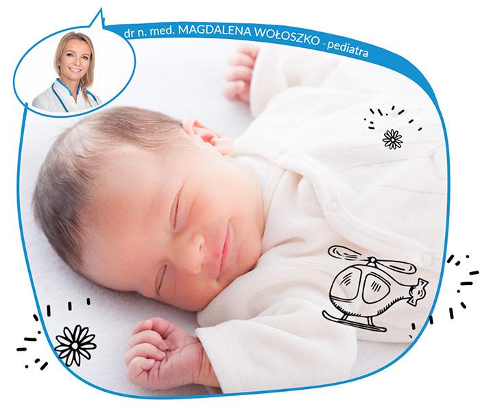 Jak radzić sobie z maluchem, który nie chce spać?