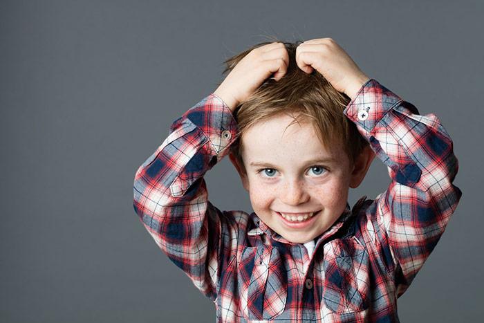 Co robić, gdy dziecko się drapie? Łagodzenie podrażnień skóry dziecka