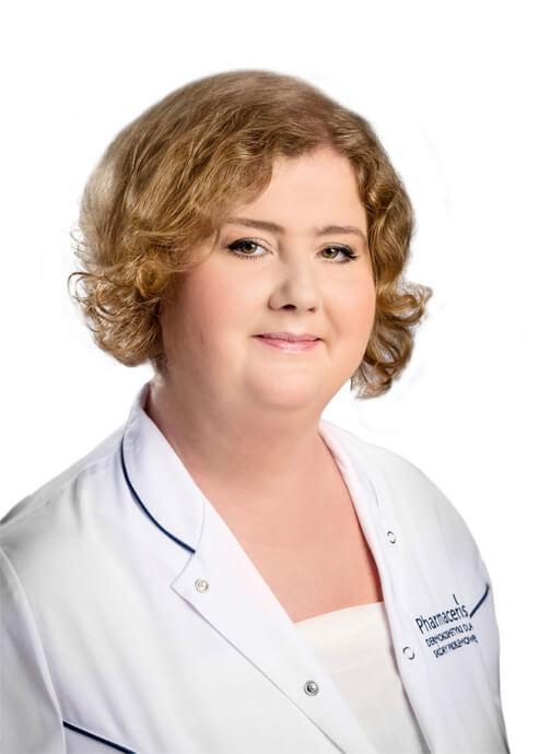 Lek. med. Marta Jeziorska - dermatolog