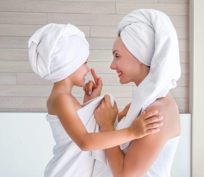 Jak uniknąć podrażnienia skóry atopowej podczas kąpieli