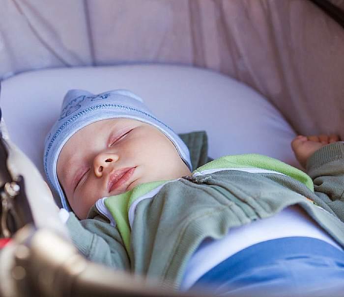 Alergie kontaktowe po pierwszych spacerach dziecka