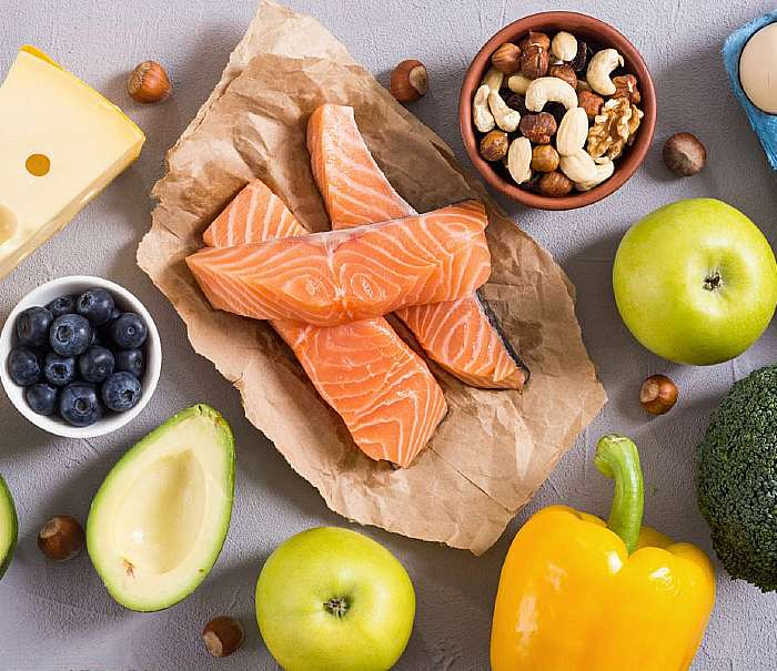 czy odpowiednia dieta może wspomóc terapie AZS