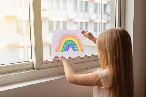 chore na covid dziecko na kwarantannie domowej